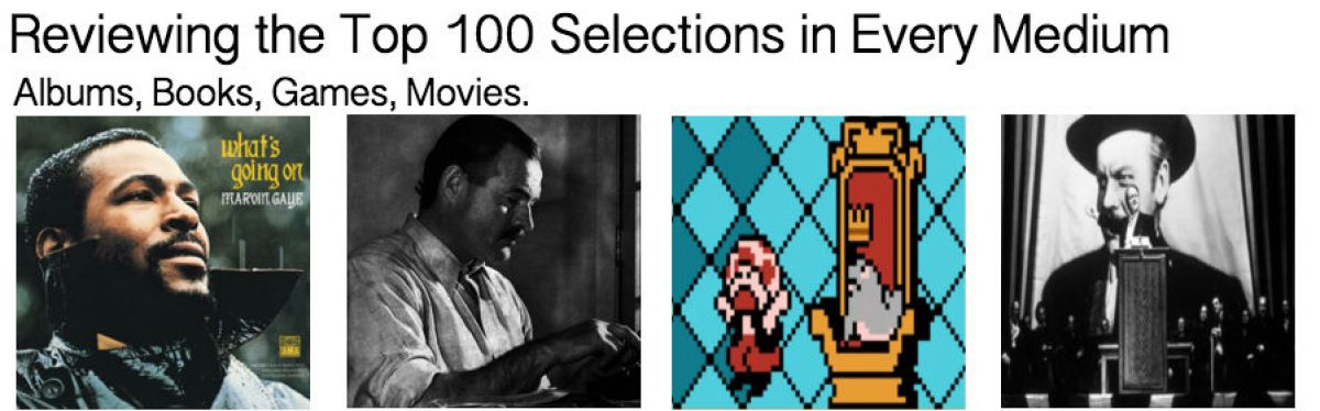 The Top 100 Reviews