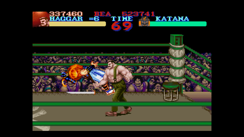Final Fight SNES2
