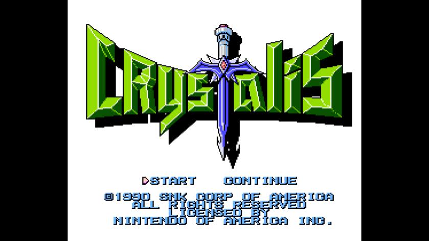 Crystalis 1