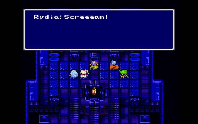 Final Fantasy II Drama