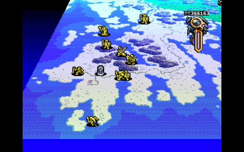 Ogre Battle Battle Field