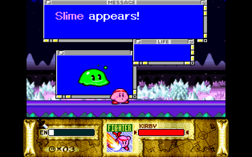 Kirby Super Star RPG