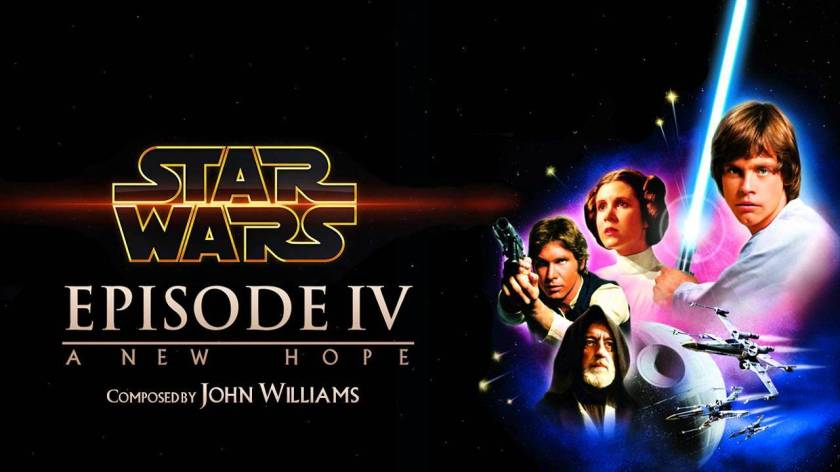 Top 100 Movie Review 15 Star Wars Episode Iv A New Hope 1977 The Top 100 Reviews