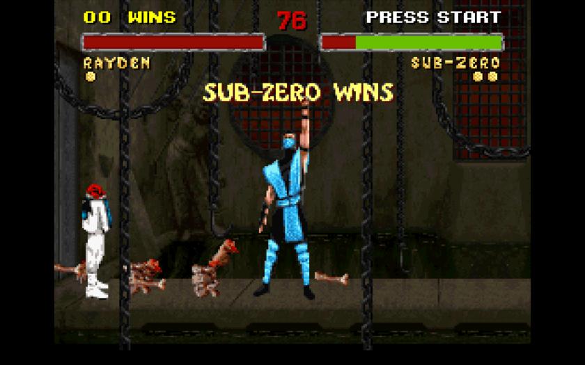 Mortal Kombat Fatality