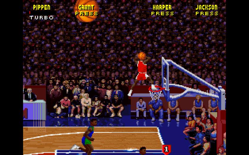 NBA Jam Dunk 1