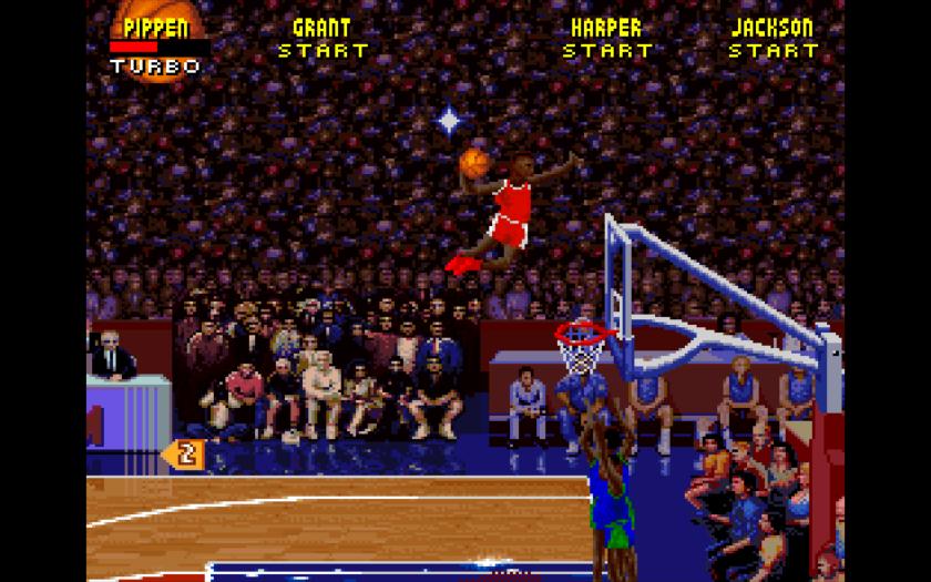 NBA Jam Dunk 3