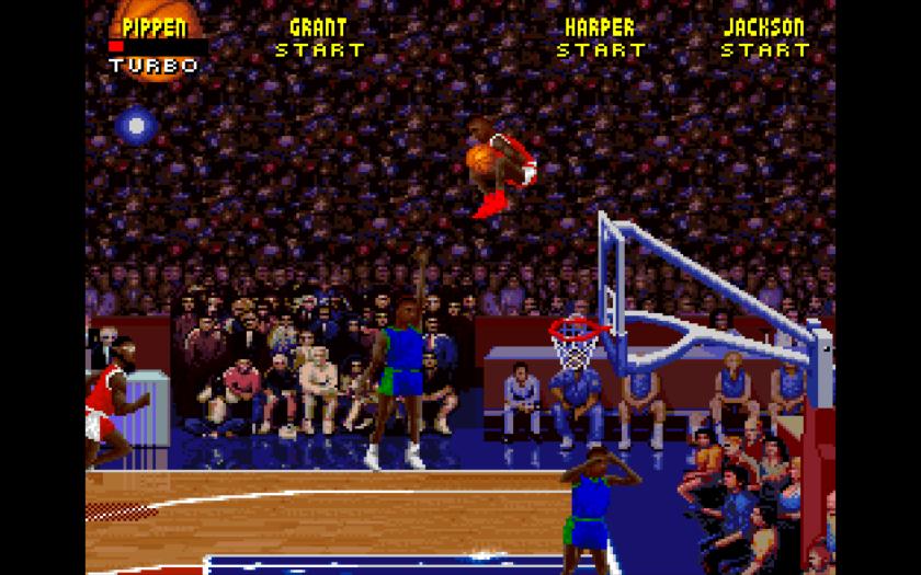 NBA Jam Dunk 5