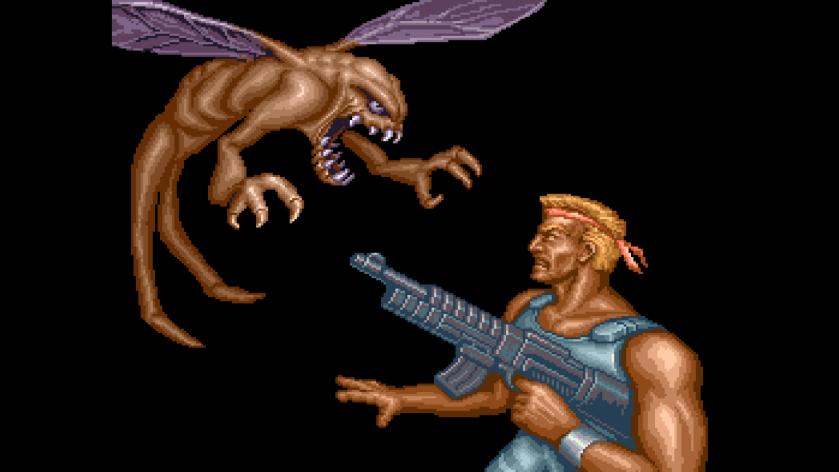 Contra III Mosquito The Alien Wars