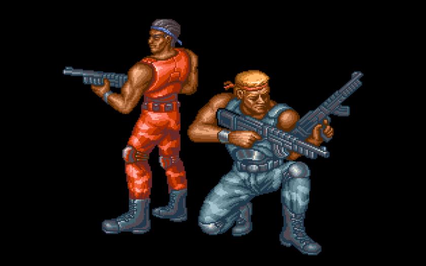 Contra III The Alien Wars Teamwork