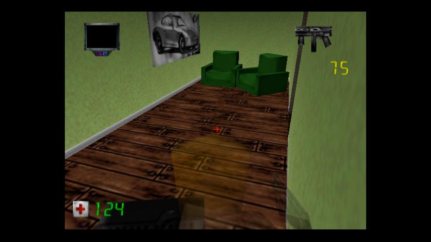 Duke Nukem Zero Hour N64