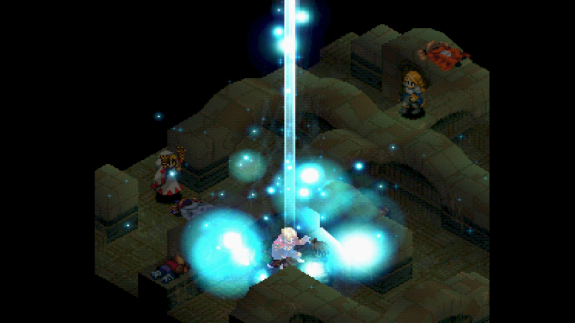 Final Fantasy Tactics Magic