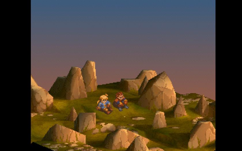 Final Fantasy Tactics Storyline