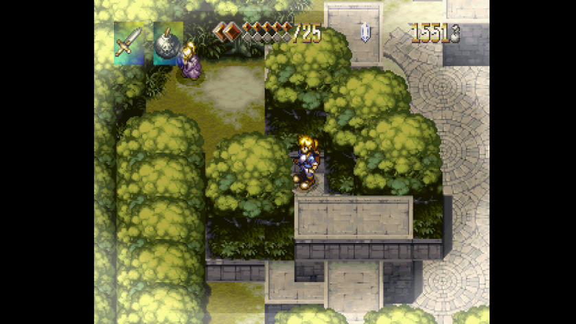 Alundra ps1 favorite sequence