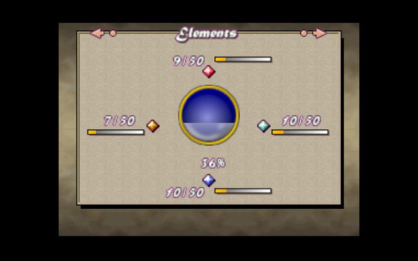 Quest 64 stats 2