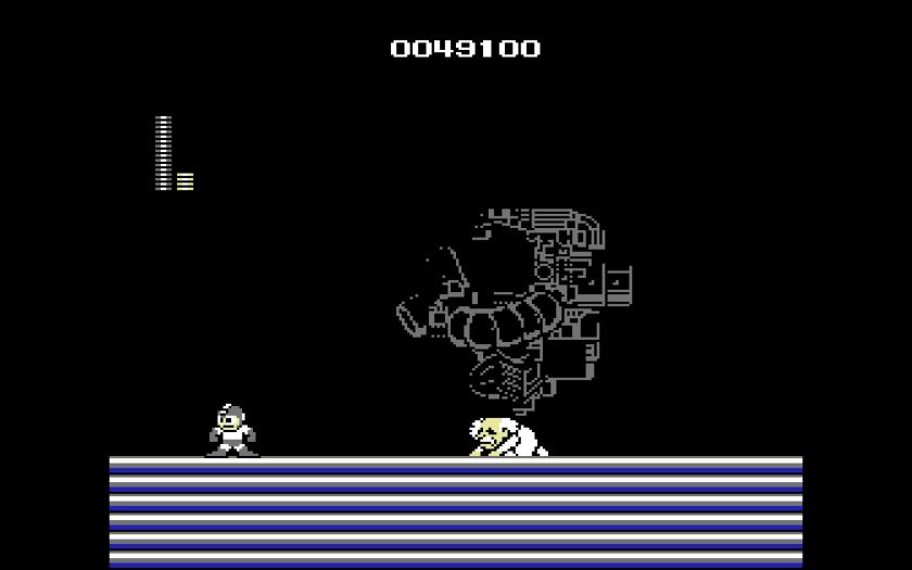 Mega Man NES Patriachy