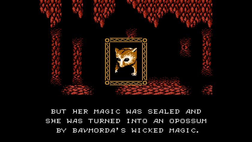 NES Willow Intro
